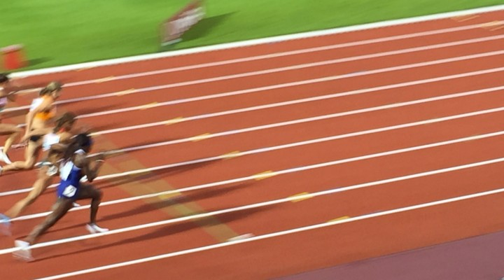 EK atletiek in Amsterdam 2016